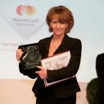 MasterCard Év bankja 2009 Díjátadó gála