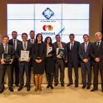 MasterCard Év bankja 2014 díjazottak