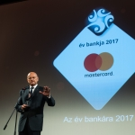 Mastercard Az év bankára: Dr. Patai Mihály