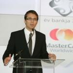 MasterCard Év bankja 2011 Díjátadó gála